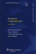 Cover of European Corporate Law