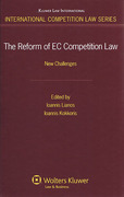 Cover of The Reform of EC Competition Law: New Challenges