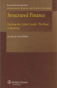 Cover of Structured Finance, On from the Credit Crunch: The Road to Recovery