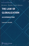 Cover of The Law of Globalization