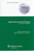 Cover of Legal Systems and Wind Energy: A Comparative Perspective