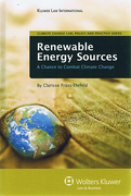 Cover of Renewable Energy Sources: A Chance to Combat Climate Change