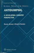 Cover of Antidumping: A Developing World Perspective