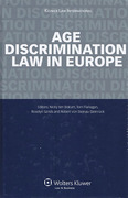 Cover of Age Discrimination: Law in Europe