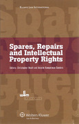 Cover of Spares, Repairs and Intellectual Property Rights