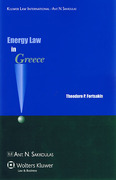 Cover of Energy Law in Greece