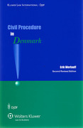 Cover of Civil Procedure in Denmark