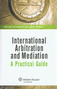 Cover of International Arbitration and Mediation: A Practical Guide