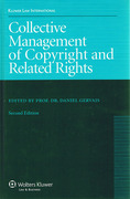 Cover of Collective Management of Copyright and Related Rights