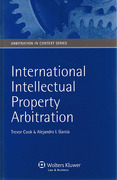 Cover of International Intellectual Property Arbitration