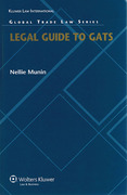 Cover of Legal Guide to GATS