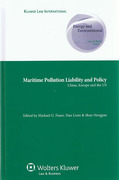 Cover of Maritime Pollution Liability and Policy: China, Europe and the U.S.