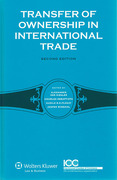 Cover of Transfer of Ownwership in International Trade