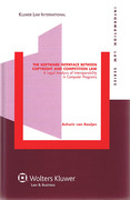 Cover of The Software Interface between Copyright and Competition Law: A Legal Analysis of the Interoperability in Computer Programs