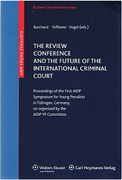 Cover of The Review Conference and the Future of the International Criminal Court