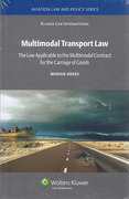 Cover of Multimodal Transport Law: The Law Applicable to the Multimodal Contract for the Carriage of Goods
