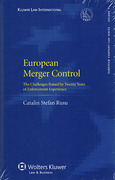 Cover of European Merger Control: The Challenges Raised by Twenty Years of Enforcement Experience