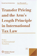 Cover of Transfer Pricing and the Arm's Length Principle in International Tax Law