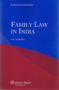 Cover of Family Law in India