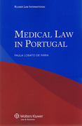 Cover of Medical Law in Portugal