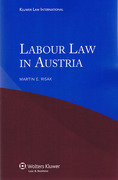 Cover of Labour Law in Austria