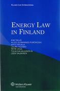 Cover of Energy Law in Finland