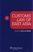 Cover of Customs Law of East Asia