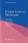 Cover of Cyber Law in Hungary