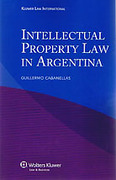 Cover of Intellectual Property Law in Argentina