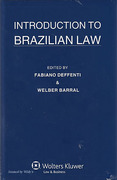 Cover of Introduction to Brazilian Law