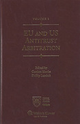 Cover of EU and US Antitrust Arbitration: A Handbook for Practitioners