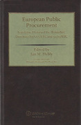 Cover of European Public Procurement: Legislative History of the Public Procurement Remedies Directive 2007/66/EC