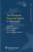 Cover of The European Financial Market in Transition