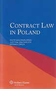 Cover of Contract Law in Poland