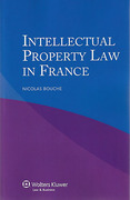 Cover of Intellectual Property Law in France