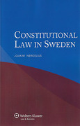 Cover of Constitutional Law in Sweden