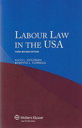 Cover of Labour Law in the USA