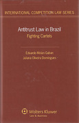 Cover of Antitrust Law in Brazil