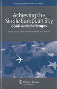 Cover of Achieving the Single European Sky: Goals and Challenges