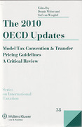 Cover of The 2010 OECD Updates: Model Tax Convention & Transfer Pricing Guidelines – A Critical Review