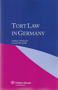 Cover of Tort Law in Germany