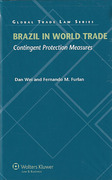Cover of Brazil in the World Trade Organization: Contingent Protection Measures