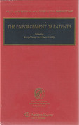 Cover of The Enforcement of Patents