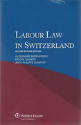 Cover of Labour Law in Switzerland