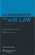Cover of An Introduction to Air Law 9th ed