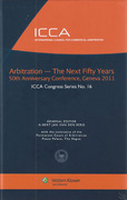 Cover of Arbitration: The Next Fifty Years