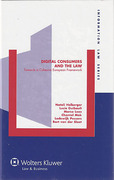 Cover of Digital Consumers and the Law: Towards a Cohesive European Framework