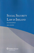 Cover of Social Security Law in Ireland