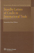 Cover of Standby Letters of Credit in International Trade