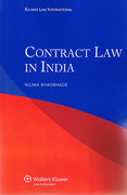 Cover of Contract Law in India